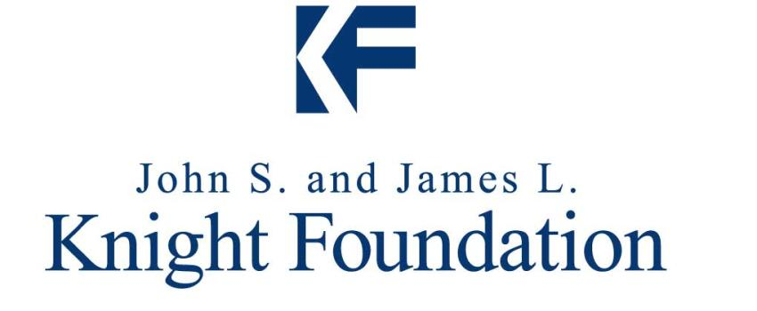 Knight Foundation Names New VPs for Media Innovation, Journalism