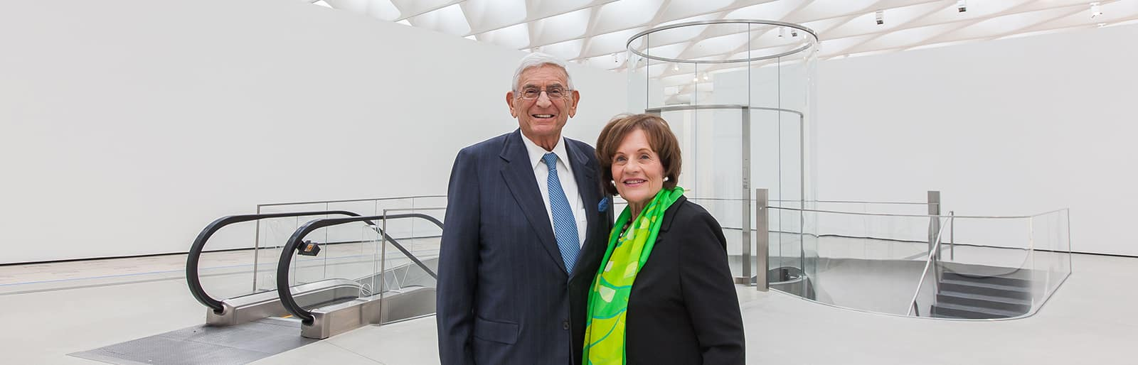 Eli Broad Announces Retirement From Broad Foundation After Six Decades