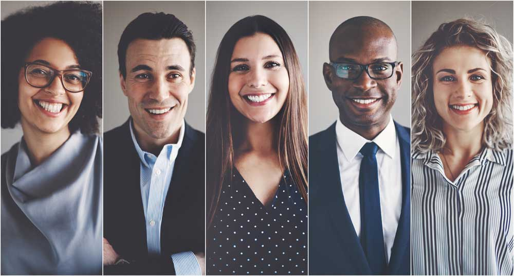 A lineup of the types of great nonrprofit and foundation candidates you get when you work with Foundation List
